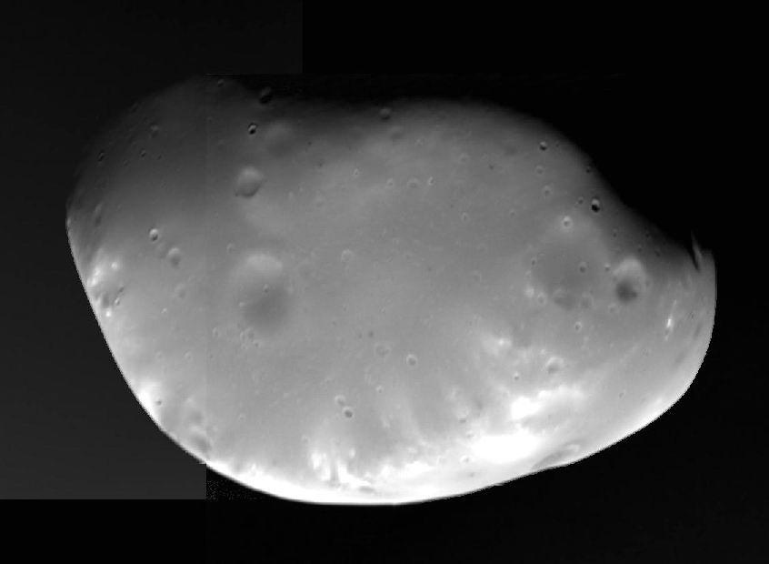 Информация о Марсе DEIMOS01