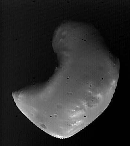 Информация о Марсе DEIMOS02